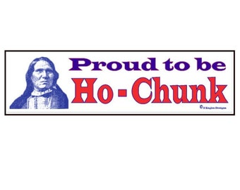 Proud to be Ho-Chunk