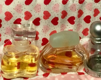 Miniture Perfume Bottles