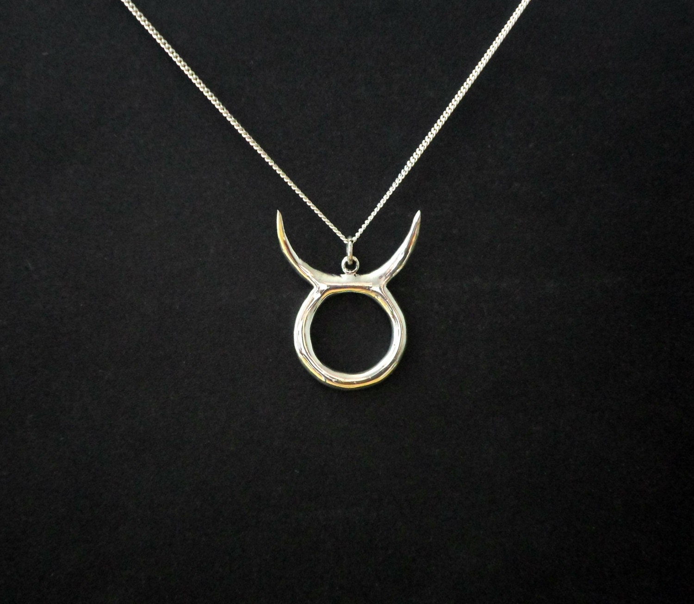 Zodiac jewelry taurus jewelry horoscope sign symbol greek zoom buycottarizona
