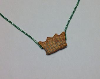 Fit für lizenzfreie Halskette