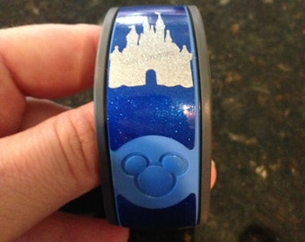 Magic Band 2.0 Castle Mickey Vinyl Decal ~ Quick To Ship