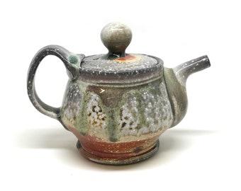 Soda Fired Stoneware Teapot