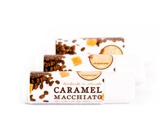 Caramel Macchiato Lip Balm - All Natural - Smooth Espresso with Buttery Caramel