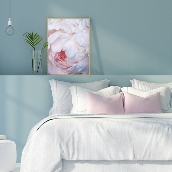 Pink Peony, Still Life Print, Nature, Flower Art, Peonies Print, Home Decor, Pastel Art Print, Girls Room Photography, Botanical Photo