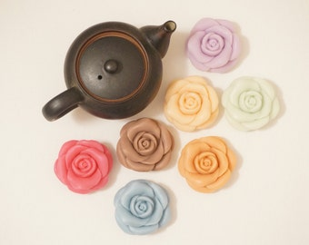 Rose Gift Soaps