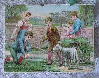 Vintage Antique Collection Image at 1860 shabby ephemera