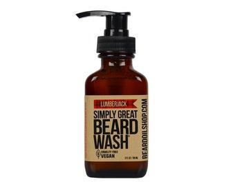 Beard Wash - LUMBERJACK - by Simply Great