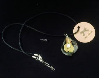 Vagina vulva Flower Necklace