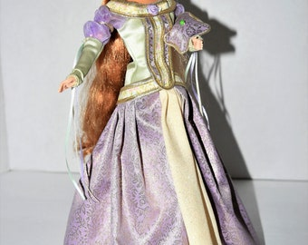 Barbie Princess and the Pea