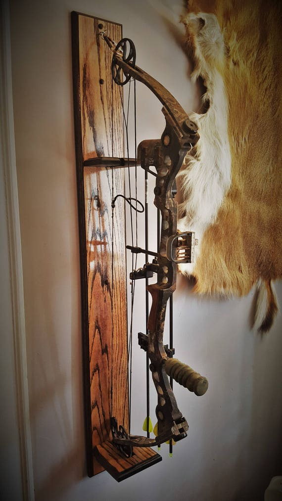 Items Similar To Handcrafted Oak Long Length Compound Bow