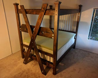 Suspension beds bdsm