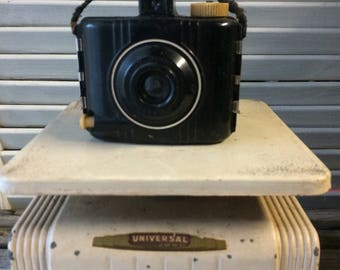 Vintage Baby Brownie Camera. Photography. Prop.