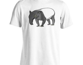 Tapir Cartoon Funny Animation Men's T-Shirt g776m