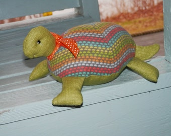Toy, stuffed animal,whimsical,  children, animal, soft toy, turtle