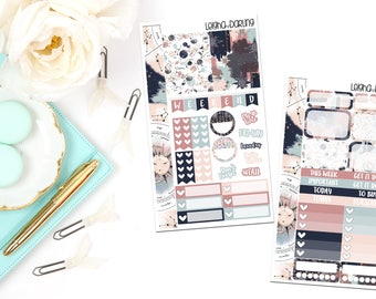 Celestial Collection- Personal Planner Sticker Kit