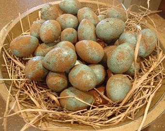 ROBIN'S EGG Blue Eggs