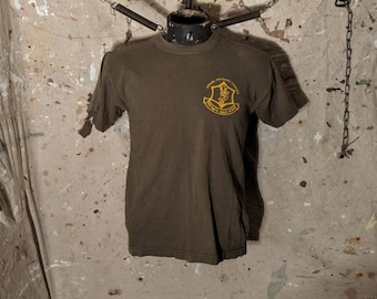 Israel Defense Forces Military T Shirt
