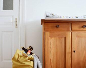 Sailor sac - panier à linge - blanchisserie sac - jouet rangement - chambre de bébé panier - sac de sport - rangement - jouet Basket - chambre d'enfant rangement