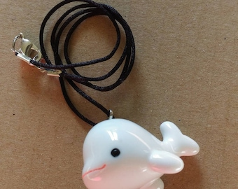 The white whale Choker necklace