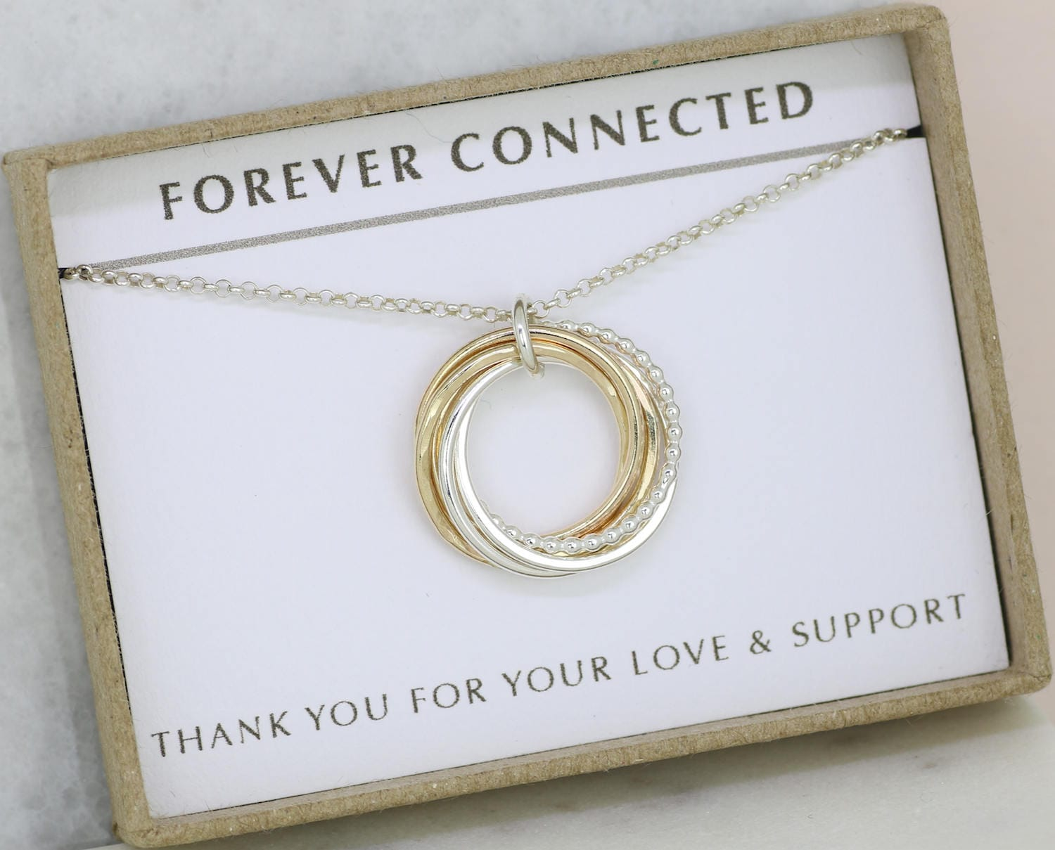 Mother of the bride gift for mother of groom necklace for mom ...