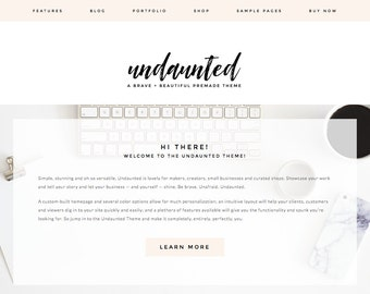 Feminine Wordpress Theme Responsive Wordpress Template Genesis Child Theme Photographer Wordpress Theme Ecommerce Wordpress Blog Theme