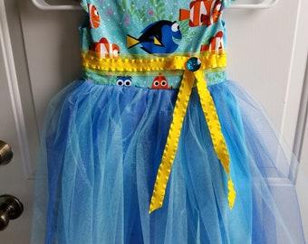 3T Dory & Nemo Dress