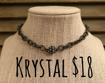 Krystal Necklace