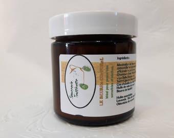 Le Beurre Corporel, beurre hydratant, onguent, produit naturel, pommade, baume, pour bébé, peau sèche