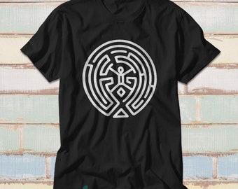 Westworld maze shirt ~ westworld shirt ~ westworld the maze fandom tee t-shirt ew