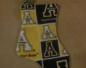 All Occasion Stockings: Handmade in the USA. Appalachian State