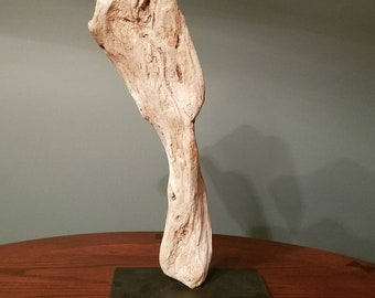 """Driftwood Sculpture """"Splash"""""""