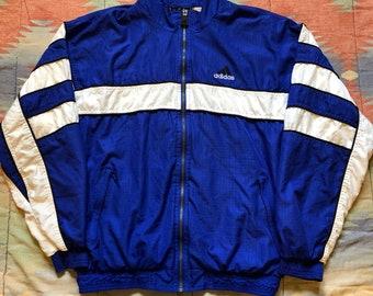 90s Adidas Windbreaker