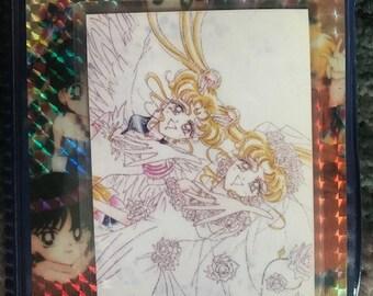 Sailor Moon Manga Laminated Cards