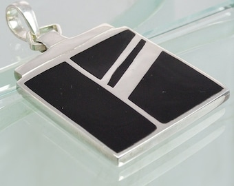 Art Deco Pendant Square