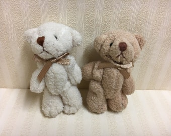 Dolls House Miniature Teddy Bear 7.5cm  x 1