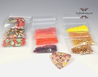 Inspiration Kit #19, Polymer Clay, Crystals