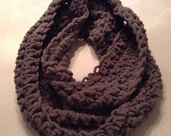 Infinity Scarf Crocheted