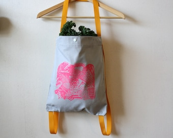 ready to ship / tote bag backpack / by replicca