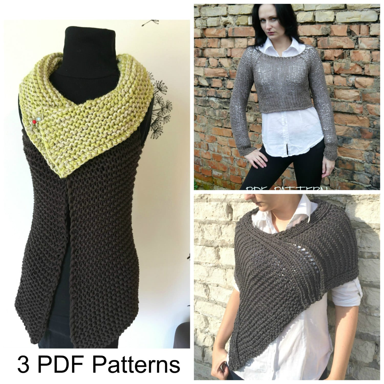 Amazing Free Knitting Patterns For Ladies Pictures - Blanket ...