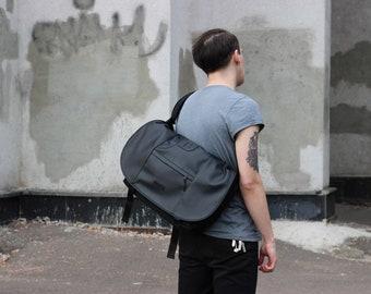 Messenger bag Waxed Canvas Bag Cross Body Bag Mens Messenger Bag Canvas Satchel bag Messenger Laptop Rucksack Canvas messenger bag