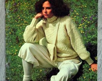 Knit Penguin 8 magazine - Winter (Vintage)