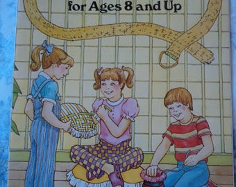 Weaving and Basketry for Ages 8 and Up Booklet no. 703