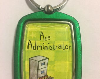 Administrator keychain