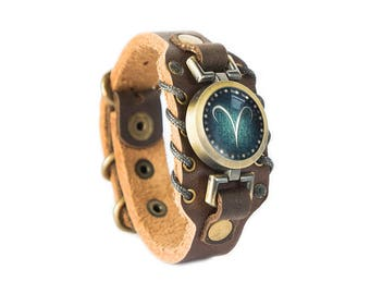 Men's Aries Bracelet