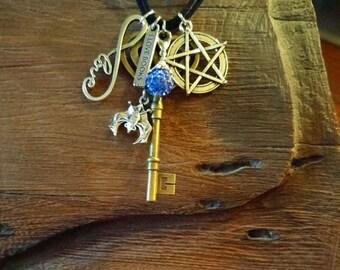 Suvi's Charm Necklace