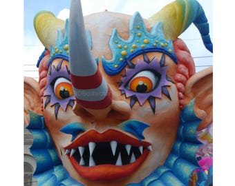 Carnival Patrino Photograph