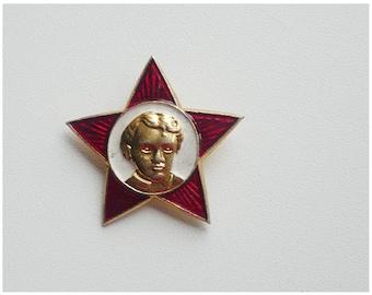 """Star badge / Значок """"Звёздочка"""""""
