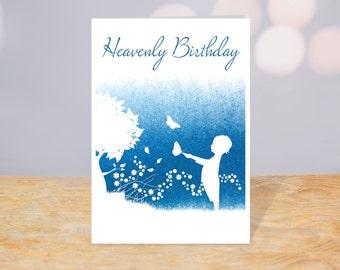 Card - Heavenly Birthday