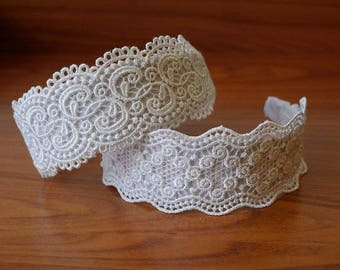 Lace crown adult wedding crown white bridal crown lace crown headband birthday headband bridal headpiece birthday crown wedding headband