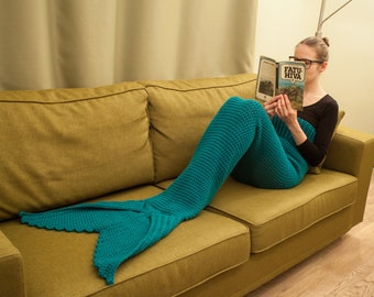 Adult size S Mermaid Tail CROCHET Pattern, INSTANT DOWNLOAD pdf file